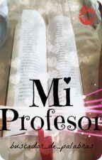 Mi profesor (Finn Harries) by buscador_de_palabras