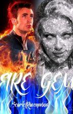 Fire Gem by ScarletRavenwood