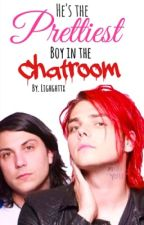 [DISCONTINUED] He's The Prettiest Boy In The Chat Room -Frerard- boyxboy  by Snpxiplx