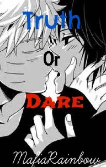 Truth or Dare [SasuNaru] [One-shot]