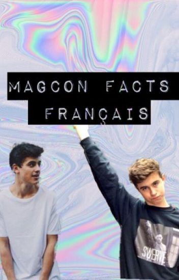 Magcon facts français
