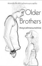 Older Brothers by theycallmesunshine