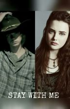 Stay With Me.(Carl Grimes y ___ Dixon) by thatsareader