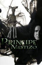 El Príncipe Mestizo (Severus Snape) by UnionSnape