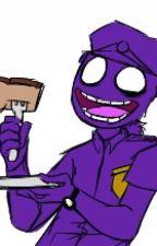 Purple Guy(Vincent) X Male Son Reader by DMC3Vergil