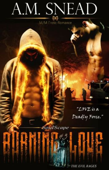 Burning Love (SoulScape #3)