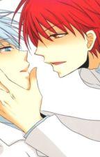 """Ngày """" toàn tâm kiềm chế """" của Akashi by natalienhu"""