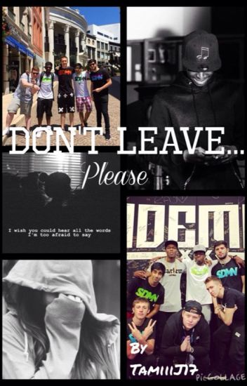 Don't Leave... Please (TBJZL FF) [COMPLETED]