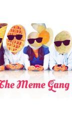 The Meme Gang by sprinklefvg