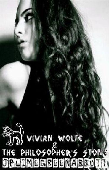 Vivian Wolfe & The Philosopher's Stone by JpLimeGreenAbbott