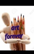 Art forever by ale103