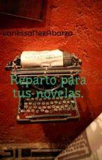 Reparto para tus novelas by VanessaNezAbarza