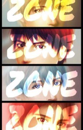 ZONE → KnB Oneshots by vs10taiga