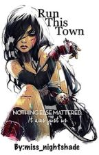 Run this town ~ K project fanfic (Edited) by miss_nightshade