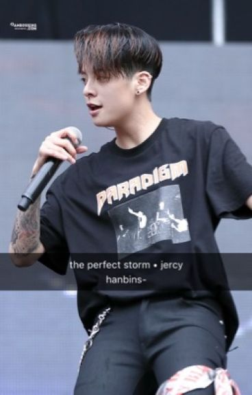 the perfect storm - jercy