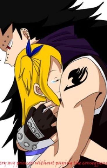 Gajeel x Lucy(Finished)