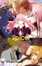 Spice! ||Len & Luka|| HIATUS by _Jxllxw_