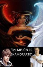 """""""Mi Misión es Enamorarte."""" by Creatorbooks24"""