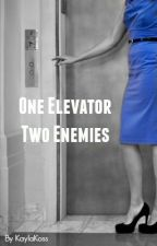 One Elevator, Two Enemies by kaylakoss