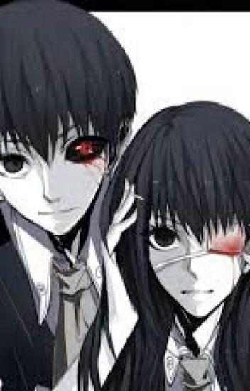 dos seres diferentes (kaneki y tu) Terminada