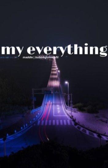 my everything » markjin