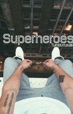 Superheroes | One Direction by tumblrrlouis