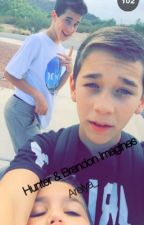 Hunter and Brandon Rowland imagines// preferences// REQUESTS CLOSED For now. by arelya_