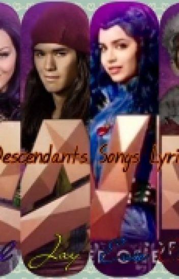 Descendants Songs Lyrics - Misaki Sochiro Mana - Wattpad