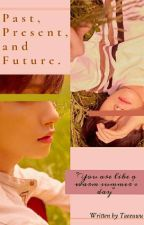 Past, Present, and Future | Hong Jisoo  by powziisfire