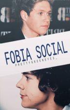 Fobia social//NarryAU. by prettygreeneyes_
