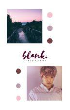 blank | taekook by rainmyeon
