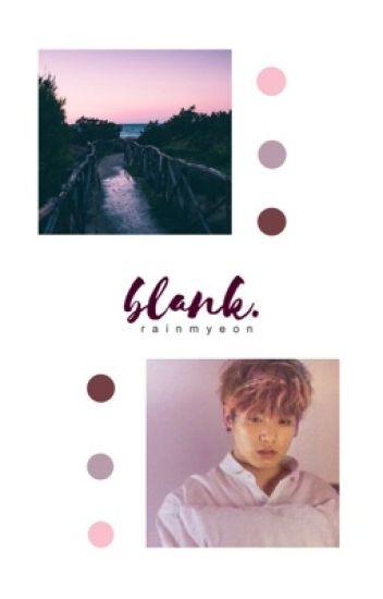 blank | taekook