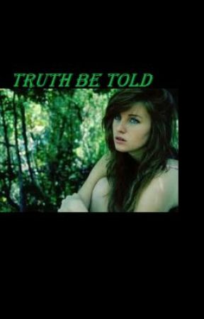 Truth Be Told (Luke Castellan Love Story) by Amb3rWinchester