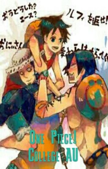 One Piece! College AU