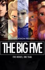 The Big Five by QueenOfSnow