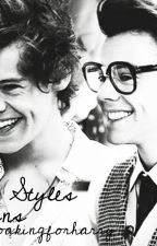 The Styles Twins by soakingforharry