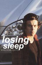 losing sleep » h.s. by kingdomlights