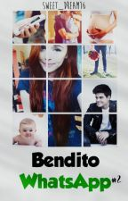Bendito WhatsApp #2 (Abraham Mateo) by Sweet_dream16