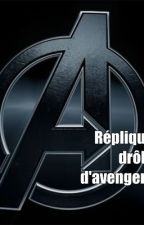 Réplique drôle avengers by eugeniestories