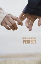 perfect ⚣ yoonseok by COPKOOK