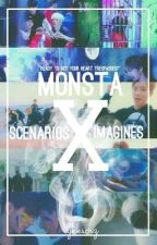 MONSTA X SCENARIOS, IMAGINES, ETC (OPEN FOR REQUEST) by ykkscrz