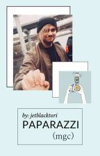 Paparazzi // michael clifford by jetblacktori