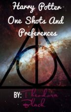 Harry Potter x Reader One Shots and Prefrences by Theodora_Black
