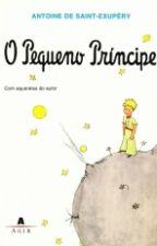 O pequeno Príncipe- Antonie de Saint by Sadeyes78