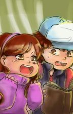 Dipper and Mabel's opinion on ships by Kawaii_nerd_desu