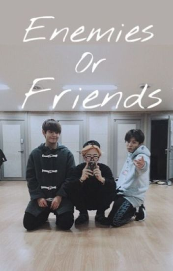 Enemies Or Friends ?  [Vkook/Jikook]