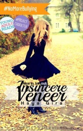 Insincere Veneer by ScrxptumAmore