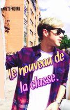 ~Le nouveau de la classe~ NH by CrazyOfHoran