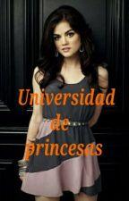 Universidad de princesas by mariagomi