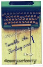 Tumblr, the fanboy and I by bookolympus